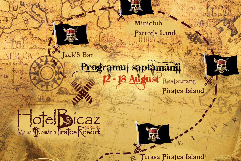 Programul săptămânii 12-18 august